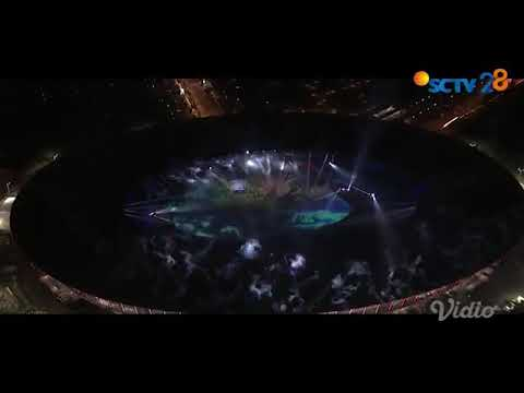 ASIAN GAMES 2018 OPENING CEREMONY (TARI Ratoh Jaroe)