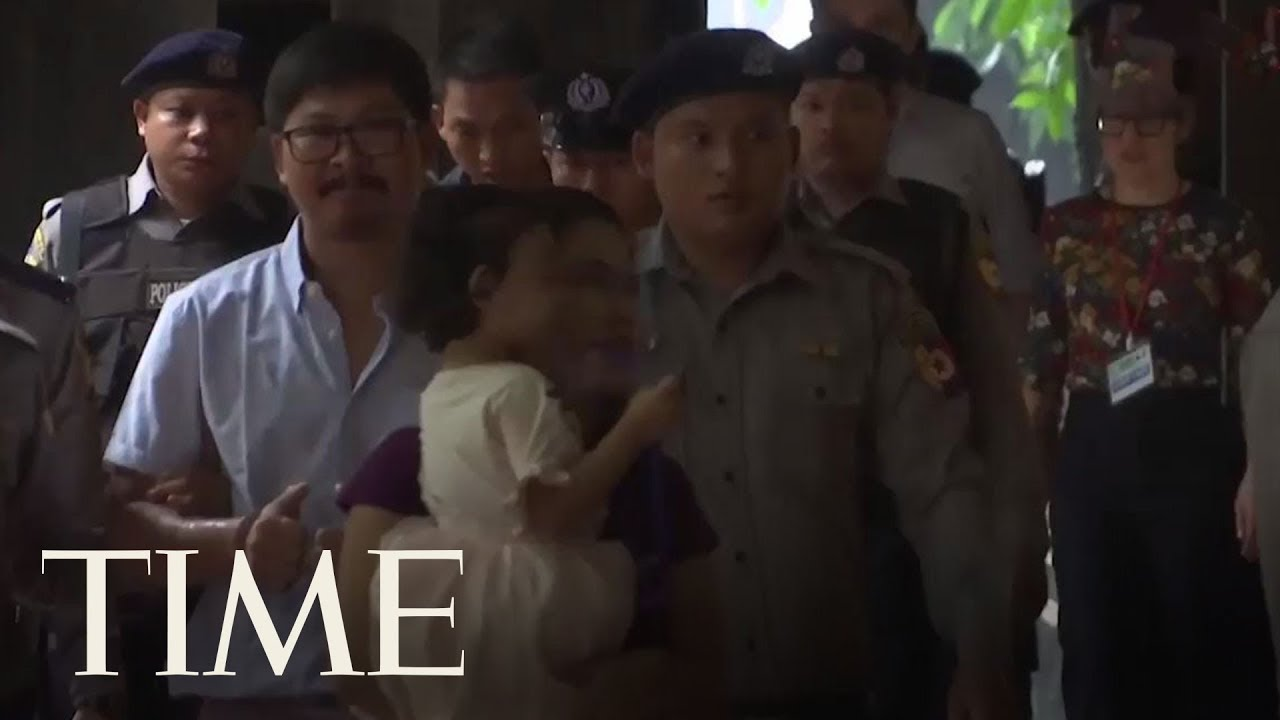 Judge Rules That Two Reuters Journalists Detained In Myanmar Will Stand Trial | TIME
