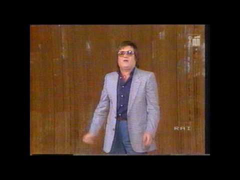 1983 Rai Rete 1-  Domenica in...   Leone di Lernia  (26 giugno)