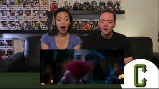 Beauty & The Beast Teaser Trailer Reaction & Review