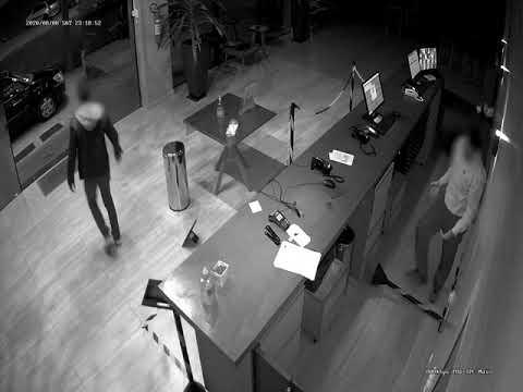 Recepcionista de hotel é agredido por hóspede em Varginha