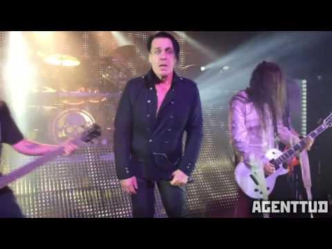 PAIN ft. Lindemann - Praise Abort live in Hamburg multicam // 09.11.2016