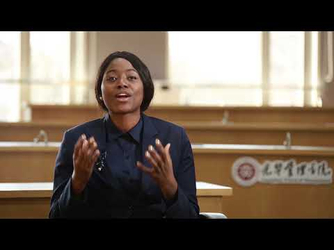 PKU MBA Student Series | Miatta's One Day