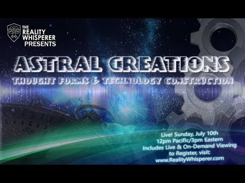 Astral Creations Webinar [Free to View]