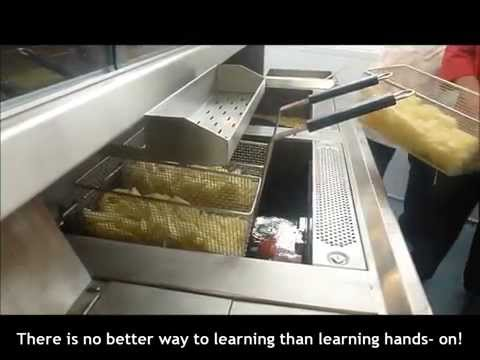 The National Federation Of Fish Friers Training Course