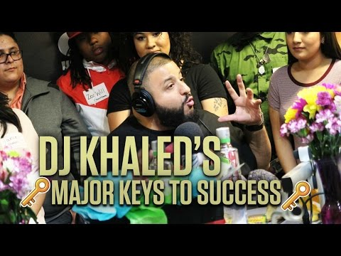 DJ Khaled Explains Who They Are + Shares Major Keys To Success