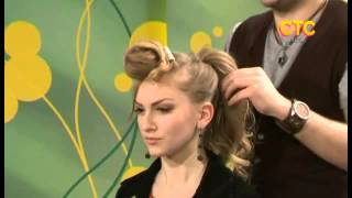 видео Свадебные прически на тонкие волосы