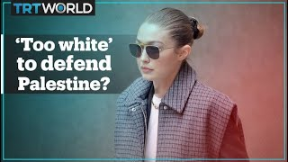 Gigi Hadid Was Made To Feel 'too White' To Stand Up For Palestine