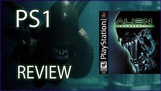 Alien Resurrection(PS1)  Review