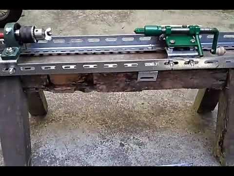 prepare pembuatan mesin bubut kayu dengan dana terbatas youtube rh youtube com