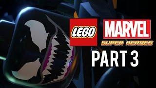 LEGO Marvel Super Heroes HD Co-Op Gameplay Walkthrough - Part 3 (Let