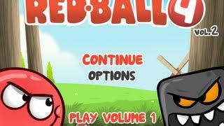Red Ball 4 Vol.2  Walkthrough