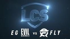EG vs FLY - Game 4 | Playoffs Round 3 | Spring Split 2020 | Evil Geniuses vs. FlyQuest