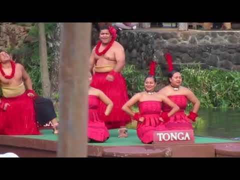 Polynesian cultural center tribe performances