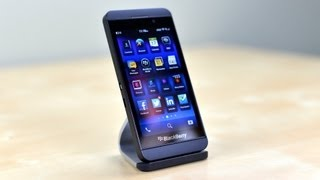 BlackBerry Z10 Review!