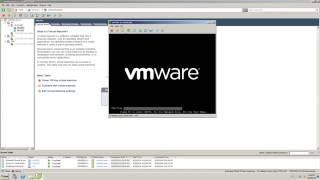 Install VMware Tools on a Virtual Machine