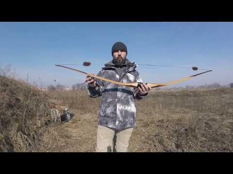 Длинный лук Asafan / Longbow Asafan (от Сергея Толочко)