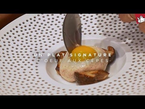 """""""Starred Atelier"""" with chef Stéphanie Le Quellec (La Scène Restaurant)"""