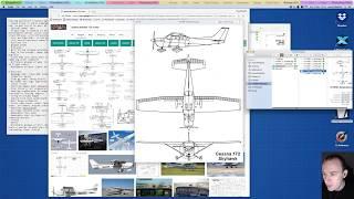 🛠 S1.E3: Re-creating a basic airframe | X-Plane | PlaneMaker