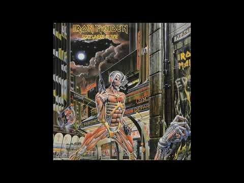 Iron Maiden - Wasted Years (vocals only)