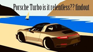 Porsche 911 Turbo S relentless music edited fan made