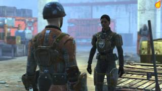 Fallout 4 Duty or Dishonor - Quest Walkthrough