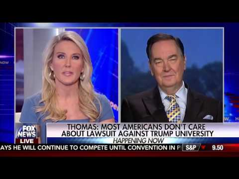 Cal Thomas compares Donald Trump to Muhammad Ali