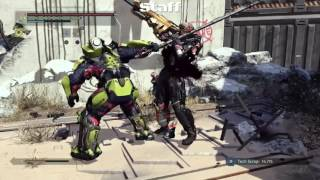 The Surge - All cinematic finishers