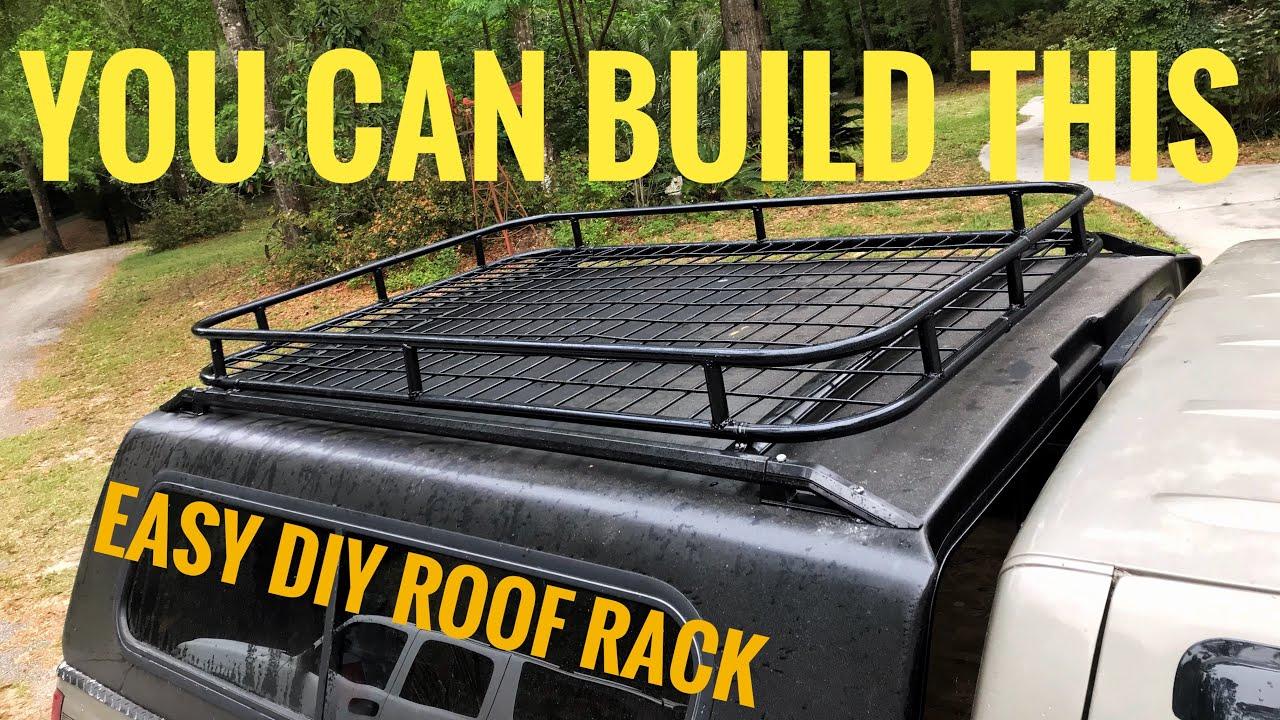 diy roof rack can save you a bundle