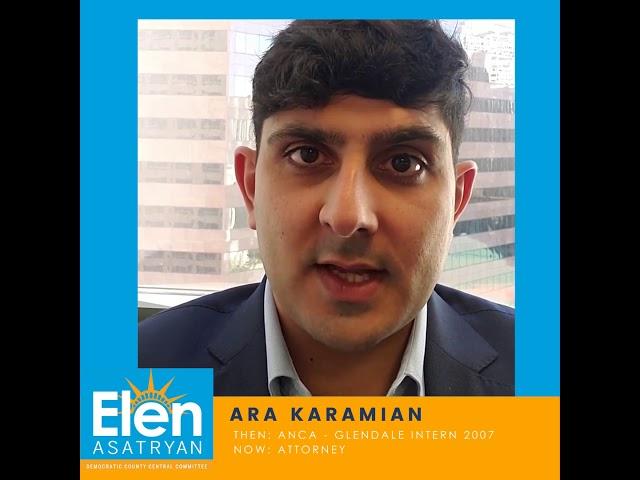Meet Ara Karamian