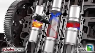 Le moteur 2-temps Achates Power