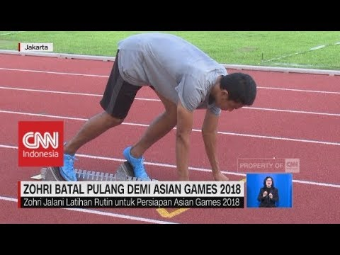Zohri Batal Pulang Demi Asian Games 2018 Mp3