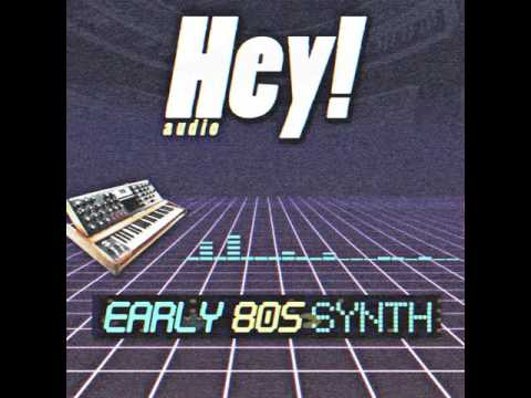 Early 80s Synth (Royalty Free Music)