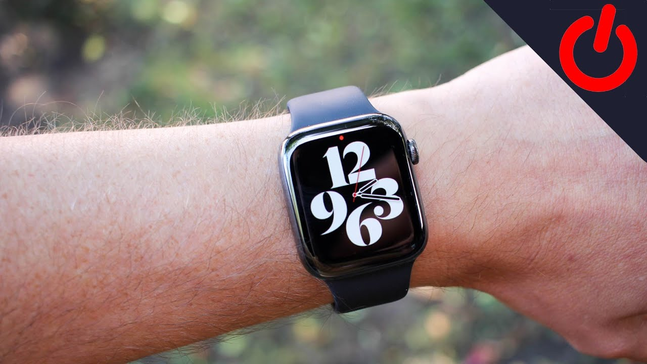 Apple Watch Series 6: Unboxing and hands-on - Pocket-lint