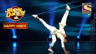 क्या इस Contestant की Preparation रंग लाएगी?   Super Dancer   Happy Vibes