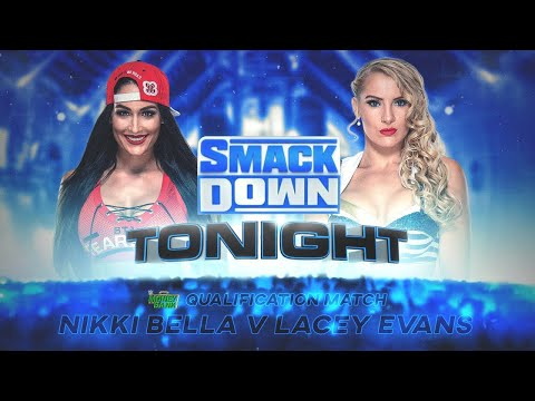 Nikki Bella vs Lacey Evans - WWE 2K20 Gameplay