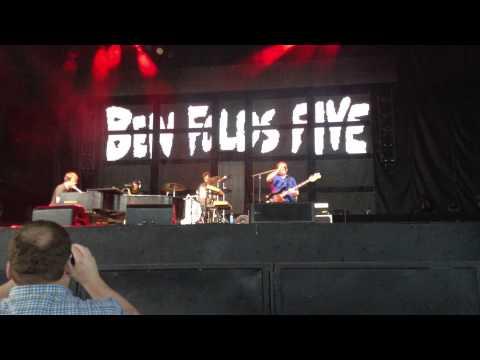 [07.11.13] Erase Me (Live) - Ben Folds Five @ Molson Canadian Amphithreatre