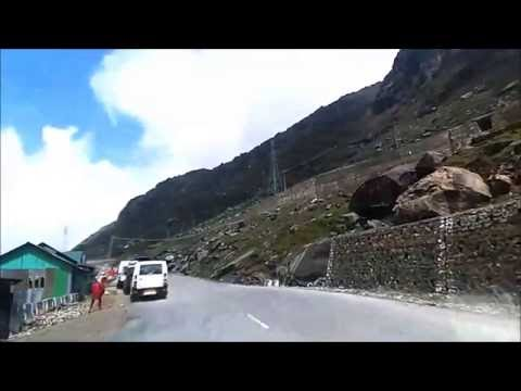 Road Trip to Nathu-La India-China Border from Gangtok