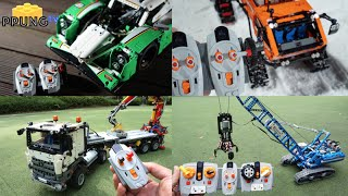 LEGO Technic 2015 All model RC Motorized version (total 19 set) by 뿡대디