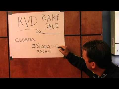 KVD Bake Sale