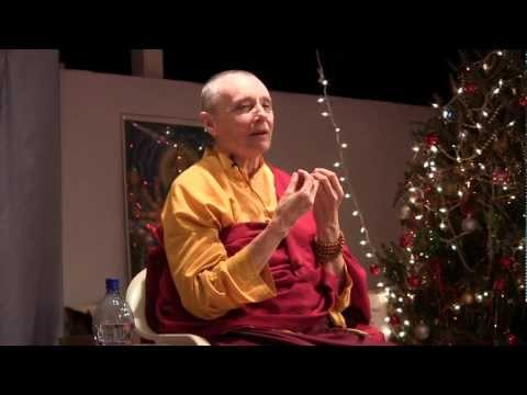 Jetsunma Tenzin Palmo: On Meditation