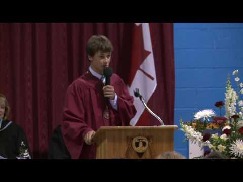 Funny Valedictorian Speech