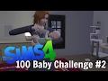 The Sims 4 100 Baby Challenge #2: ENSIMMÄINEN VAUVA