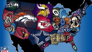 WHAT NFL TEAM IS YOUR TEAM TEST!!