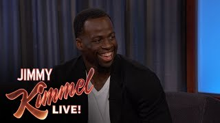 Draymond Green Reveals Key to Being a Great Trash-Talker