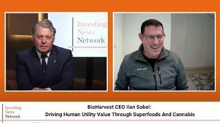 INN CEO Talks: BioHarvest Sciences CEO Ilan Sobel
