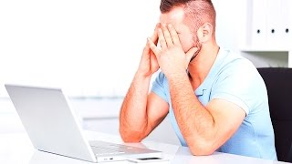 видео Как Снять Напряжение Глаз при Работе на Компьютере