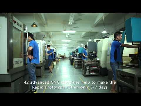 The Advertising Video of Shenzhen Tuowei Prototype Manufactory