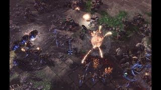 SortOf (Z) v TIME (T) Best of 5 - StarCraft 2 - Legacy of the Void 2019