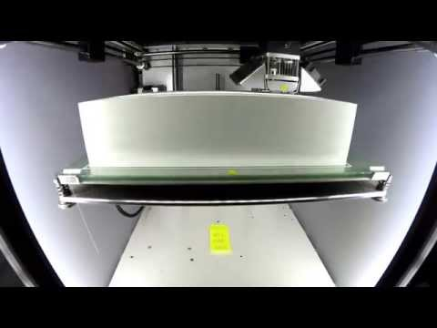 O10: 3D-Printed Terrain Relief Canton of Berne 1:25'000 (Switzerland)